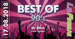 Best of 90's - DJ Míla