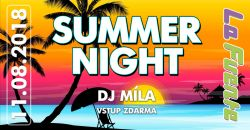 Summer Night - DJ Míla